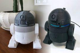 R2-D2 per Amazon Echo Dot