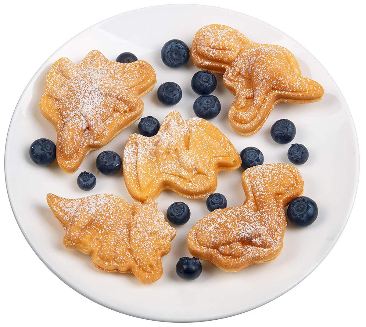 Waffle Dinosauri