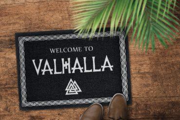Zerbino Benvenuti nel Valhalla