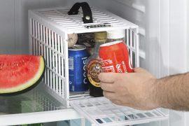 Gabbia di sicurezza per alimenti
