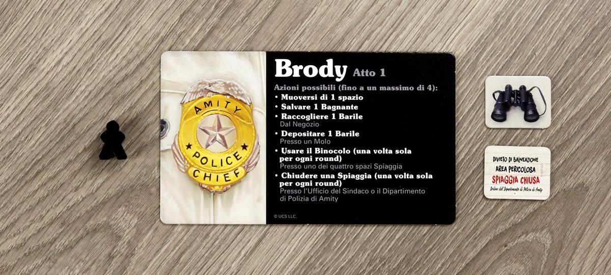 Lo Squalo - Brody
