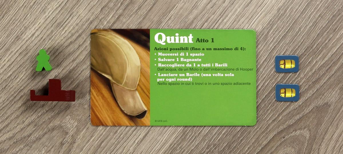 Lo Squalo - Quint