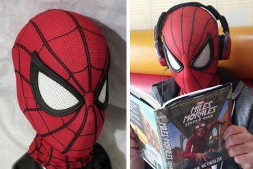 Maschera di Spider-Man