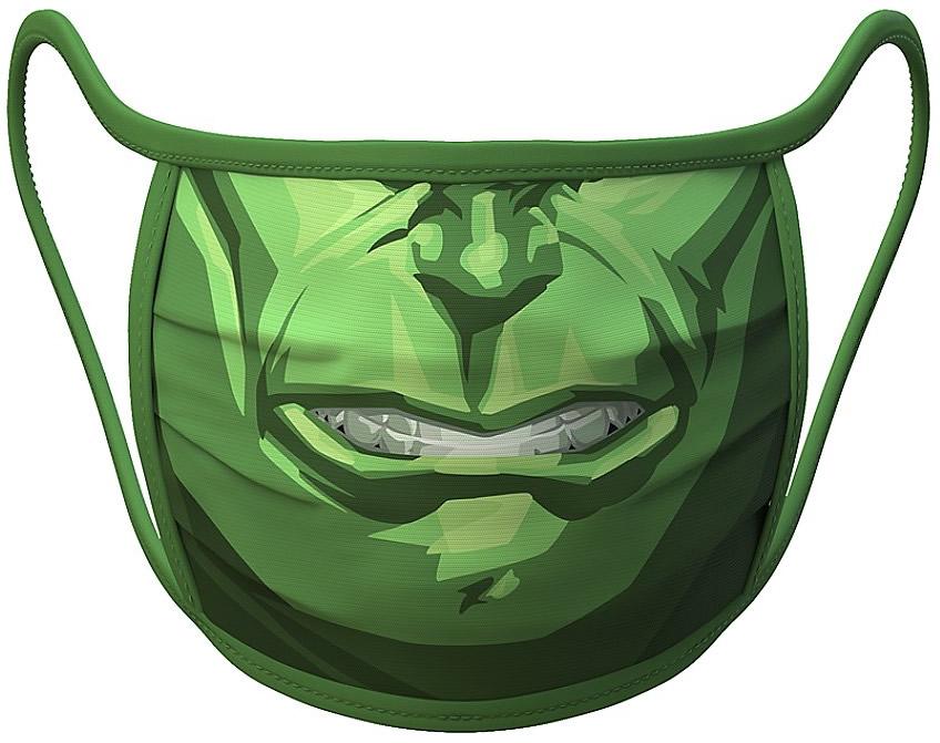 Mascherine Hulk