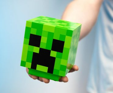 Mini lampada Creeper