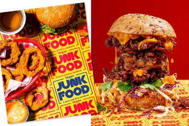 Ricettario per Junk Food vegano