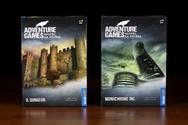 Recensione Adventure Games