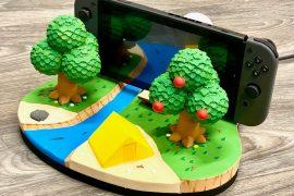 Dock Animal Crossing per Nintendo Switch