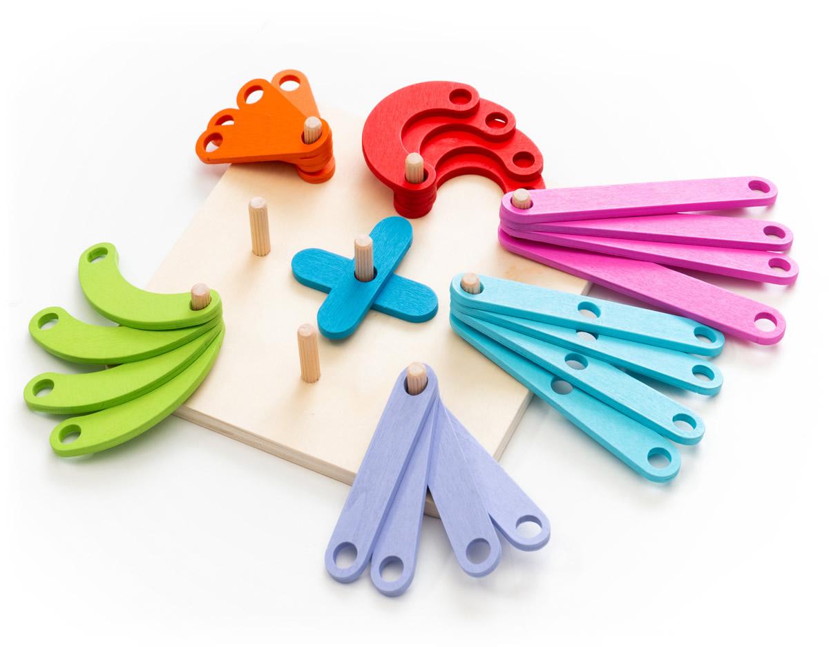 Griglia creativa per bambini