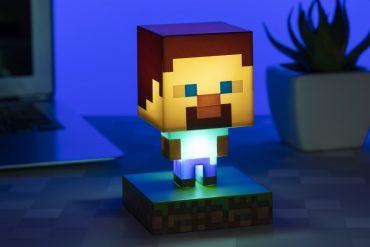 Icon Light Steve di Minecraft