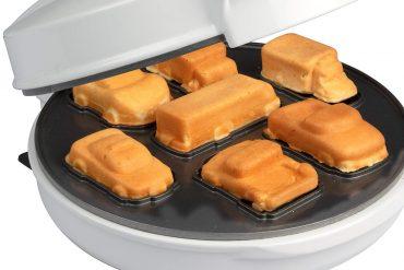 Piastra per waffle macchinine