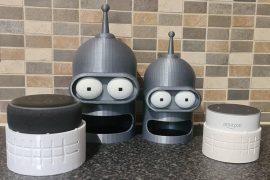 Bender per Amazon Echo