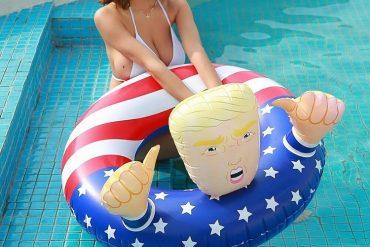 Ciambella Donald Trump
