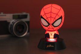 Spider-Man luminoso