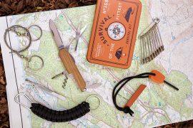 Kit per escursionisti