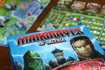 Recensione Margraves of Valeria
