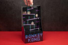 Salvadanaio Donkey Kong