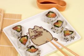 Set da sushi Pusheen Cat