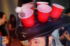 Cappello Birra Pong