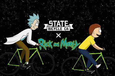 Biciclette Rick and Morty