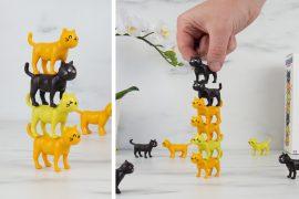Gioco Torre di gatti