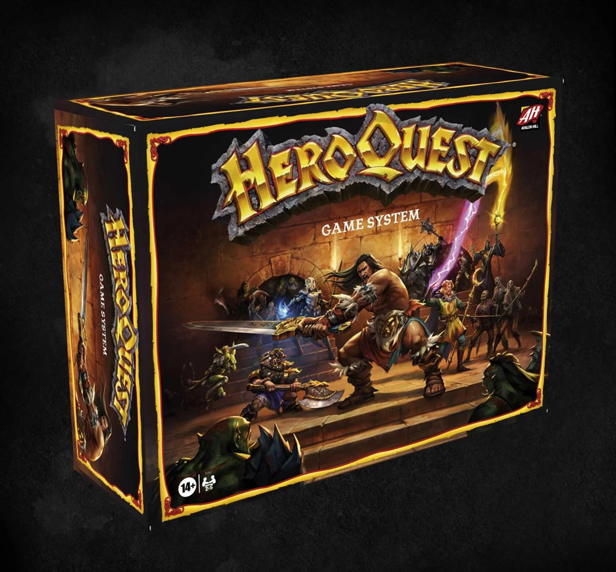 HeroQuest (scatola)