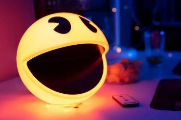 Lampada di Pac-Man