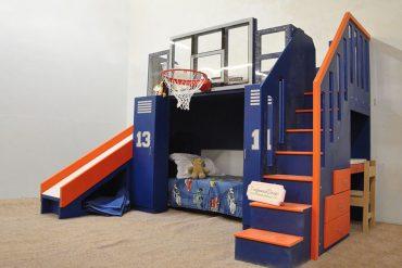 Letto da Basket