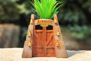 Vaso portone del Jurassic Park