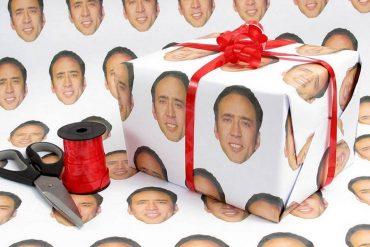 Carta regalo Nicolas Cage