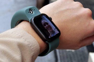 Videocamera per Apple Watch