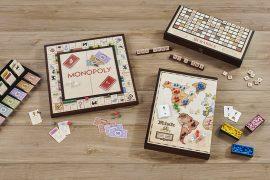 Classici dei giochi da tavolo pieghevoli