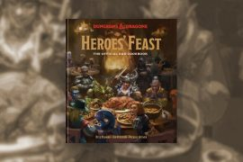 Libro di cucina D&D