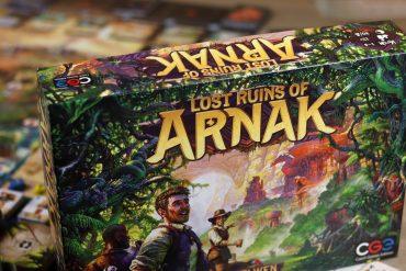 Recensione Lost Ruins of Arnak