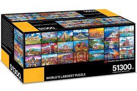 Puzzle Kodak da 51.300 pezzi