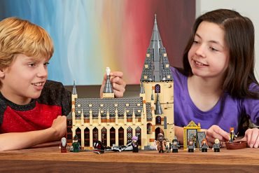 LEGO Sala Grande di Hogwarts