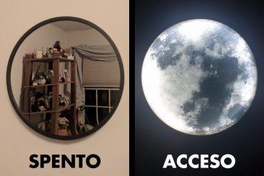 """Specchio Luna """"magico"""""""