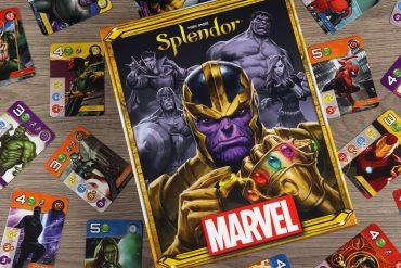 Recensione Splendor Marvel