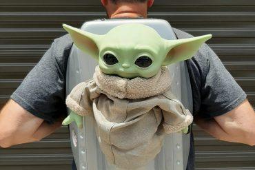 Zaino Baby Yoda