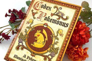 Libro dei Pokémon medievale