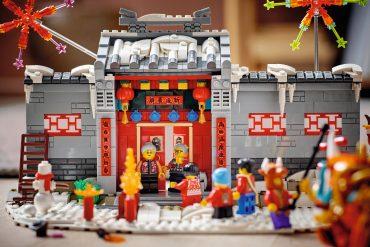 LEGO Storia di Nian