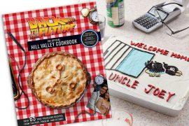 Libro di cucina di Ritorno al Futuro