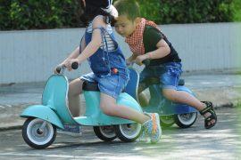Scooter retrò per bambini