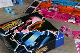 Recensione Back To The Future: Dice through time