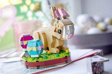 Pecorella e Coniglietto di Pasqua LEGO