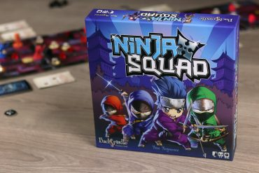 Recensione Ninja Squad