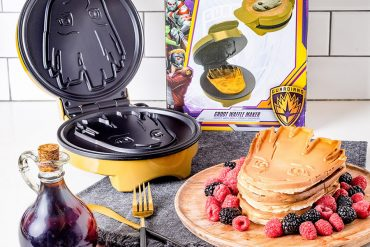 Piastra per waffle Baby Groot