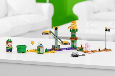 LEGO Super Mario – Pack con Luigi
