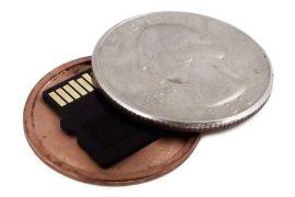 Moneta da agente segreto