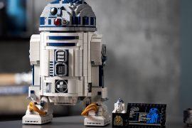 Nuovo R2-D2 LEGO